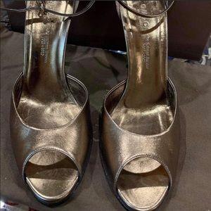 "Pair of Italian made GUCCI WOMEN's 4"" inch Heels"